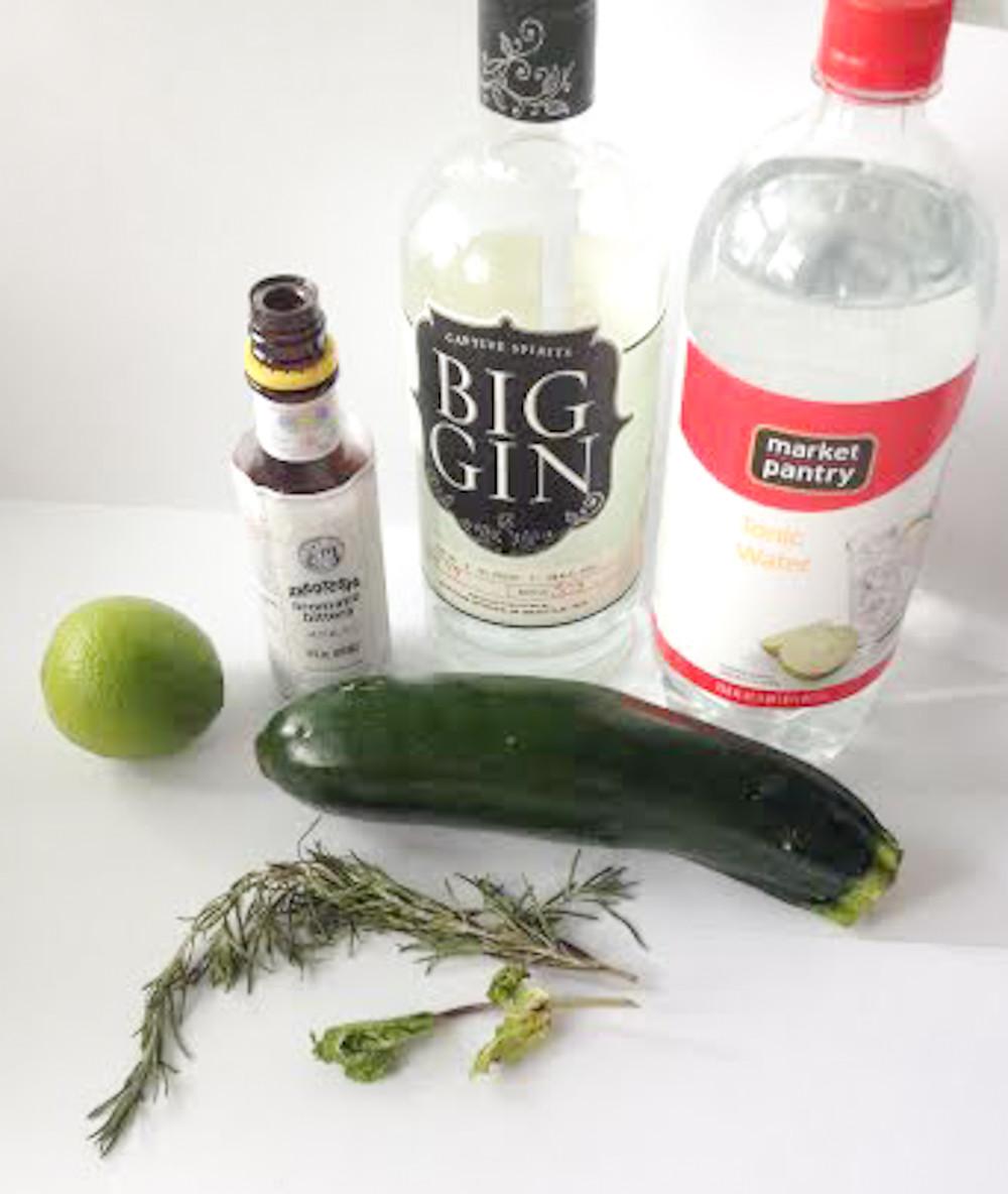 garden ginger cocktail3-1