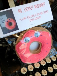 mr donut