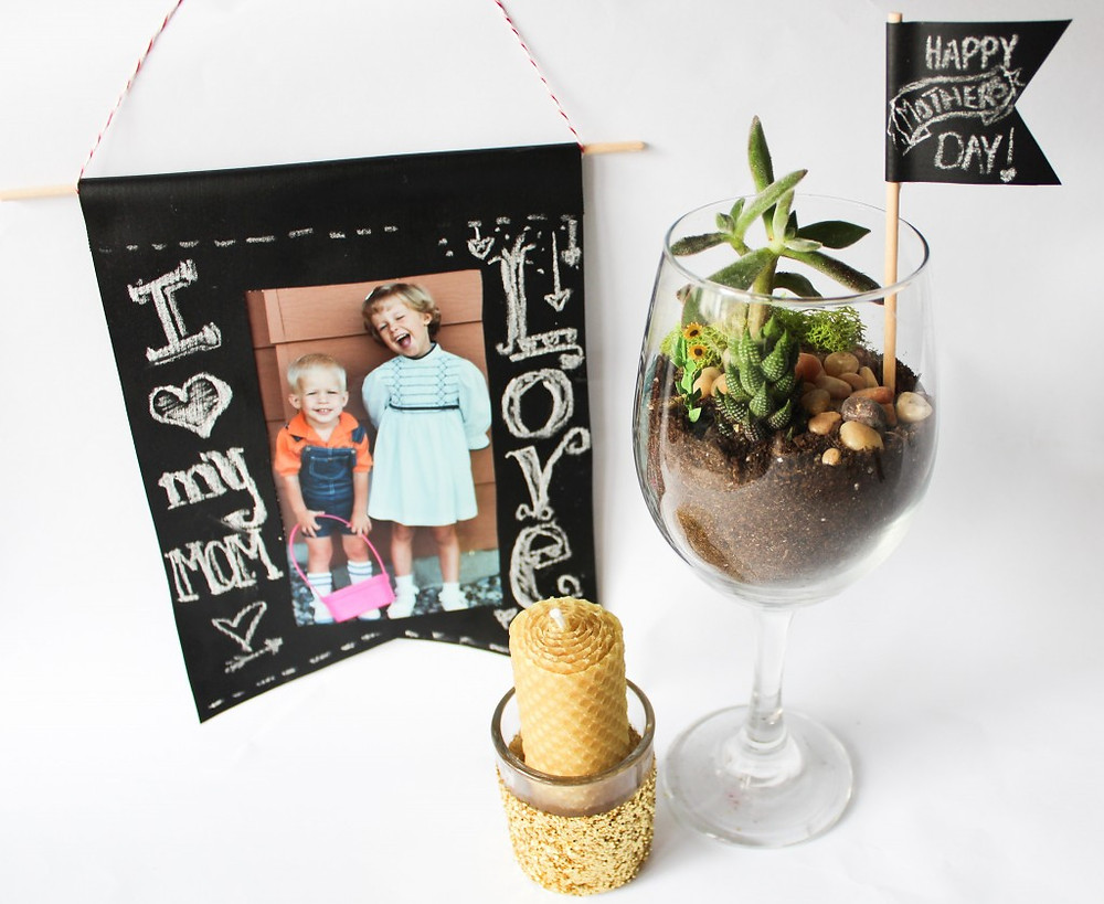 Three Mother's Day COOL Kid's Projects from Unglued!