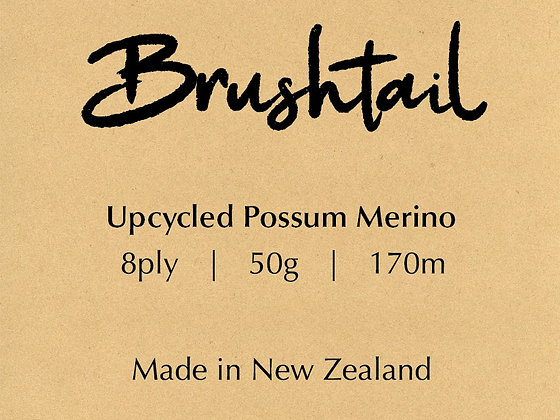 Brushtail 8ply