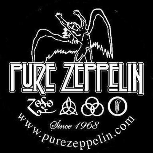 Pure Zeppelin - Led Zeppelin Tribute - March 14th, 2022