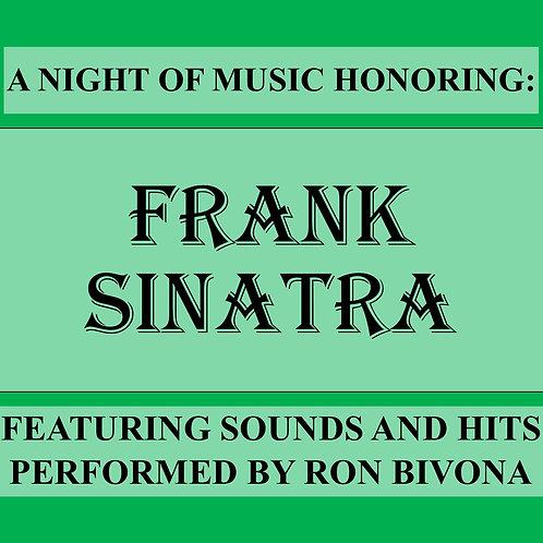 Frank Sinatra Night - February 28th, 2022