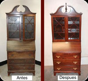 restauración de muebles madrid - Restauracion Muebles