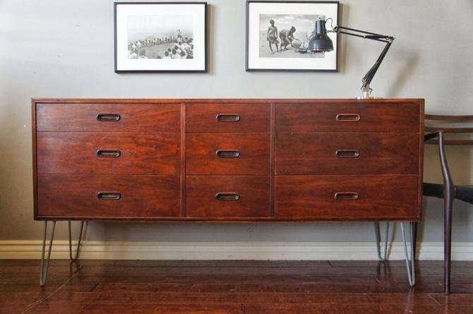 Cómo barnizar un mueble antiguo