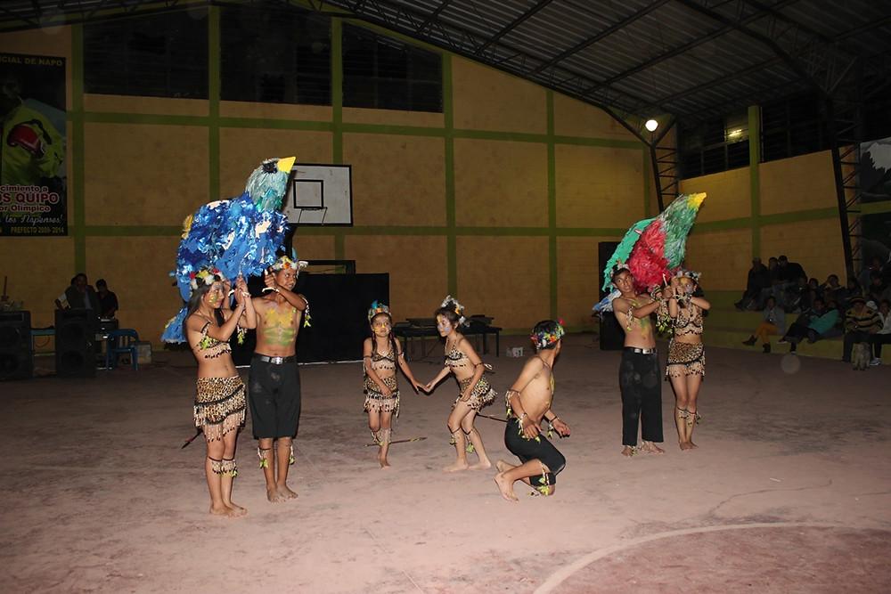 Opening ceremony CBC Cosanga