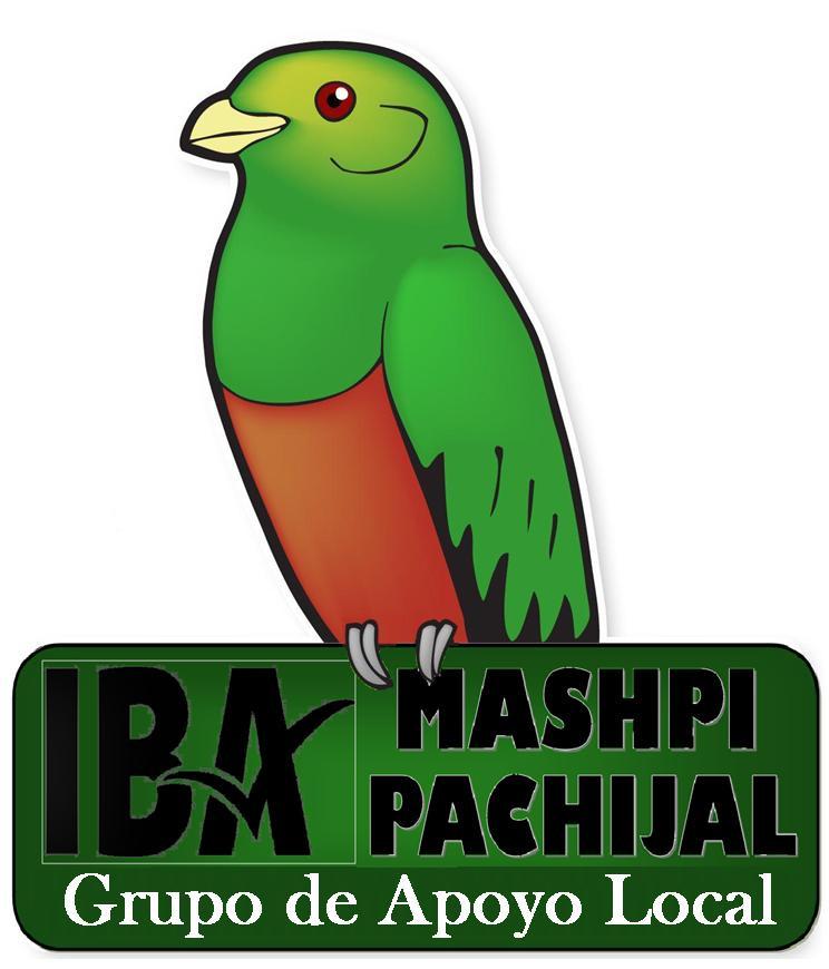 Logo IBA Mashpi-Pachijal
