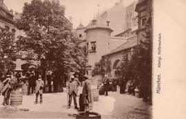 Postkarte Hofbräuhaus