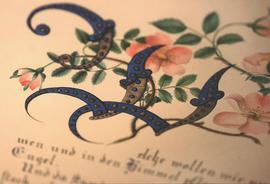 H. Chr. Andersen: Märchen. Aquarelle, ca. 1860