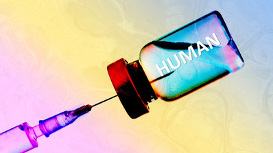"""HUMANS: WE """"ARE"""" THE VACCINE"""