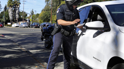 Cops Don't Scare Me