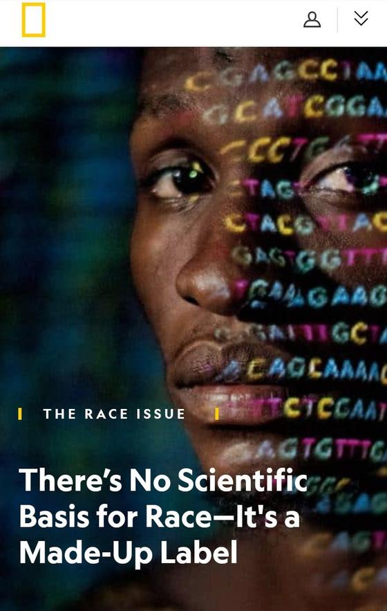 Race Doesn't Make Sense