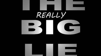 """The Really Big Lie Is """"Race"""""""