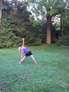 Yoga is for skinny, flexible people.