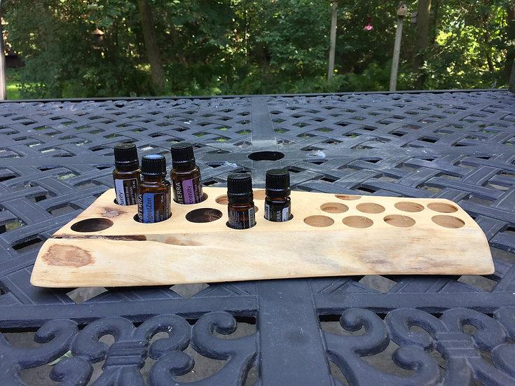 Pine Essential Oil Display
