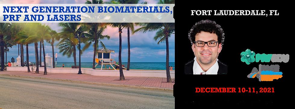 NextGen Biomaterials Fort Lauderdale Dec