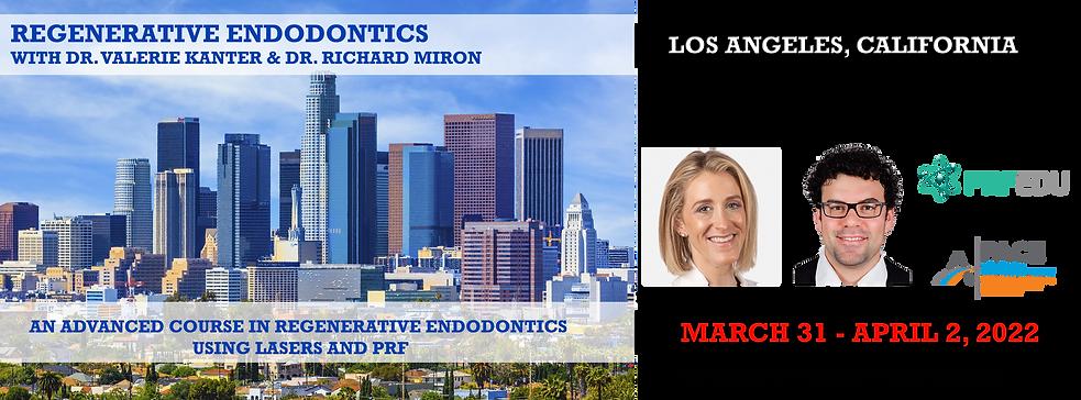 Regenerative Endodontics LA March 31-April 2, 2022.png