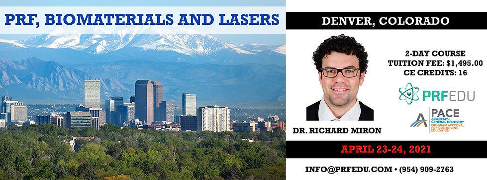NextGen Biomaterials Denver April 23-24,
