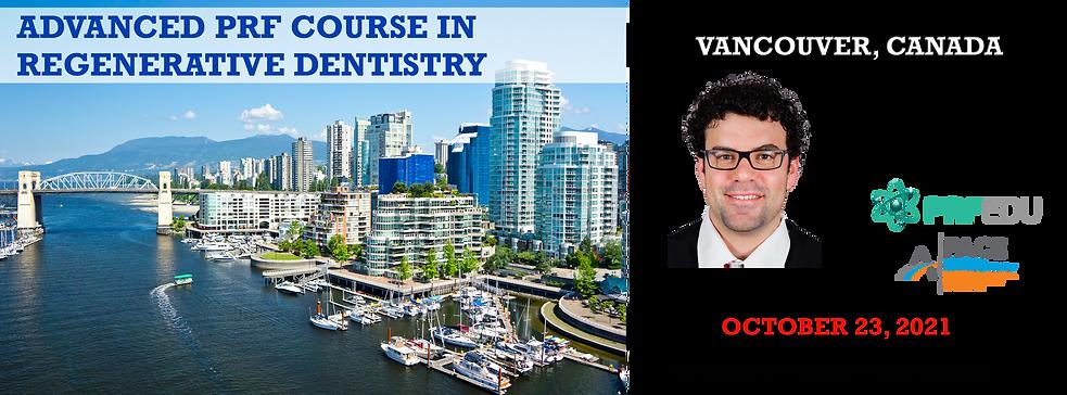 Advanced PRF in Regenerative Dentistry V