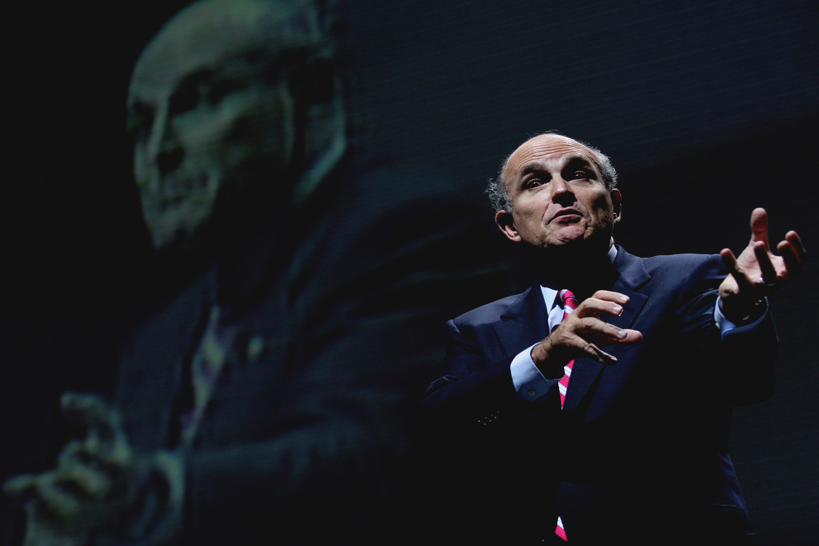 Rudolph Giuliani,Mayor of New York City