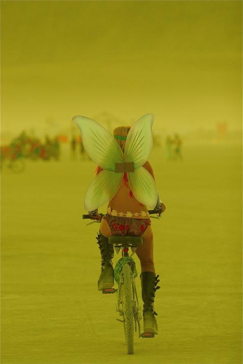 02 Burning Man Festival, Black Rock City