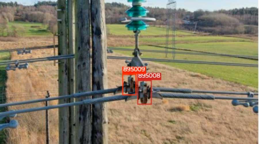Powerline inspection exempelbild 53§