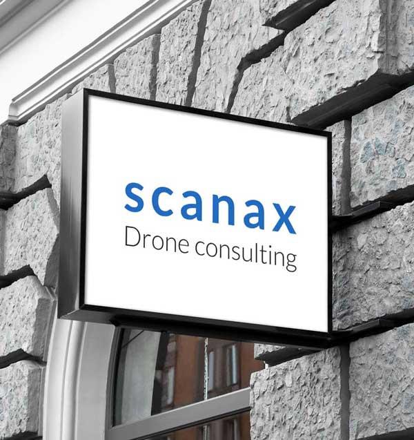 Scanax kontor.