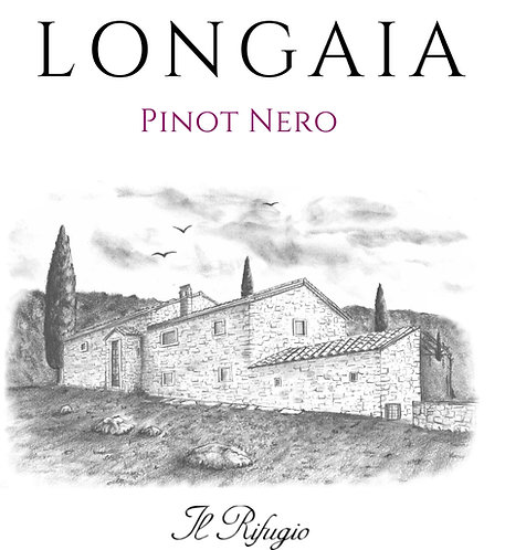 6 - 750ml Bottles Pinot Noir