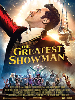 """""""The Greatest Showman"""" (Feature Film) Sound Music Recording"""