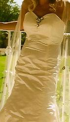 Bridal, wedding dresses
