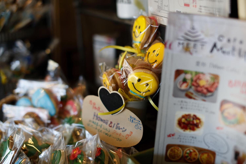 野田 カフェ アイシングクッキー