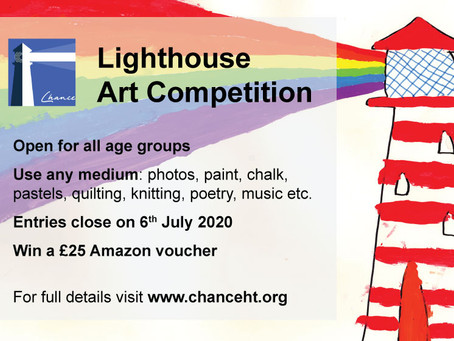 Take part in our Lighthouse Art Competition