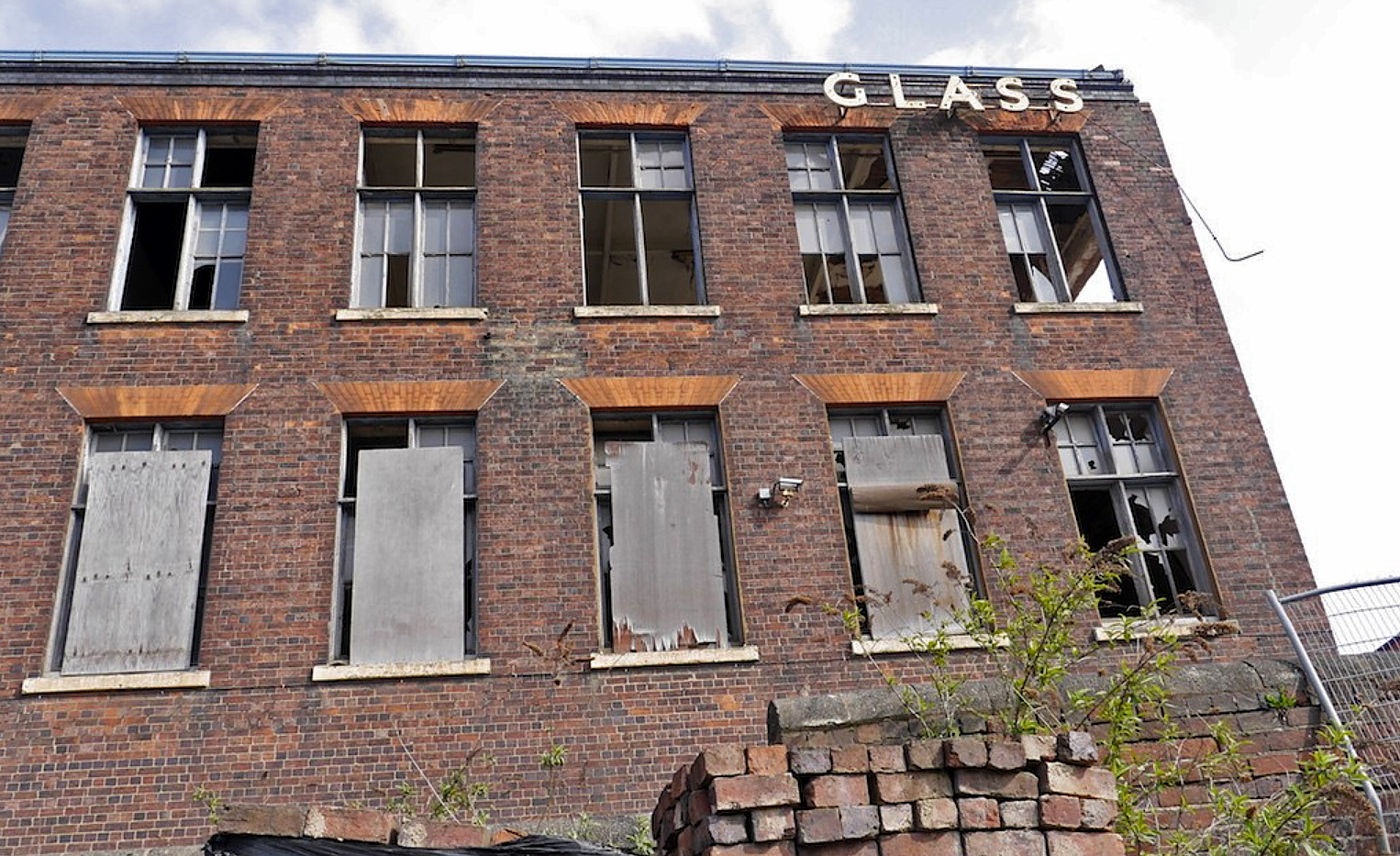 Chance Glassworks - Office Building
