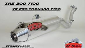 Ponteira BRC T100 Aluminium 🔥🚀