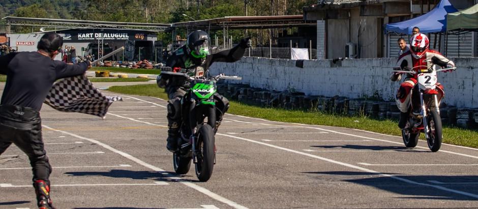 4° etapa da Liga Carioca de moto!