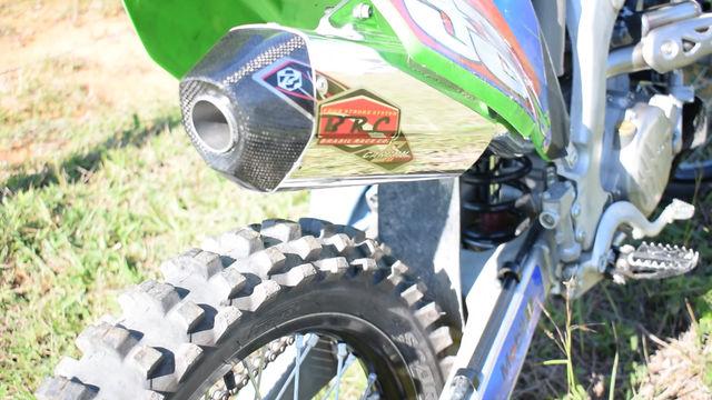 Kawasaki KX250 2021!!!
