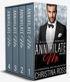 The-Annihilate-Me-Series-Box-Set-Christina-Ross-Romantic-Suspense-Comedy-New-Adult-Billionaire-Romance-Novels-Contemporary-Urban-Fiction-City-Life