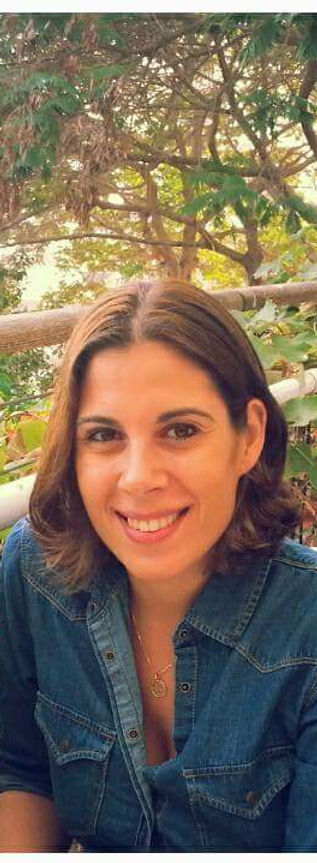 מאיה רוסו מטפלת