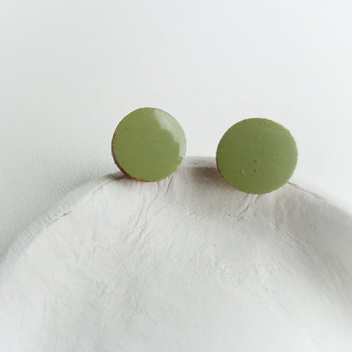 WHOLESALE Pack of 2 Pairs / 2 Colours Small Round Studs