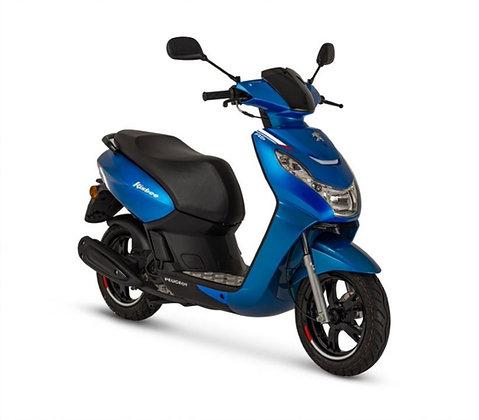 Kisbee 4T 50i RS celeste blu