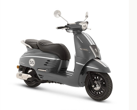 DJANGO 125i sport mad gray