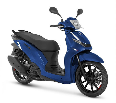 BELVILLE 125i RS ABS electric blue