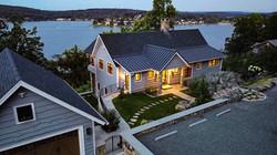 Split Rock Lake House - Entrance