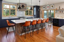 Split Rock Lake House - Rear Elevationlit Rock Lake House - Kitchen