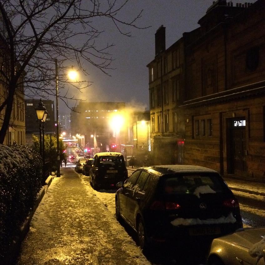 Glasgow, Helene Bihlmaier