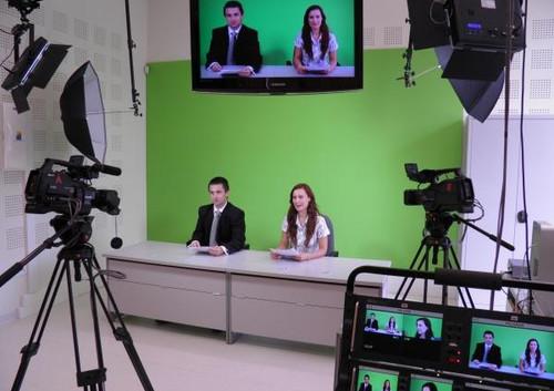 Filozofická fakulta UPJŠ v Košiciach - televízne laboratórium