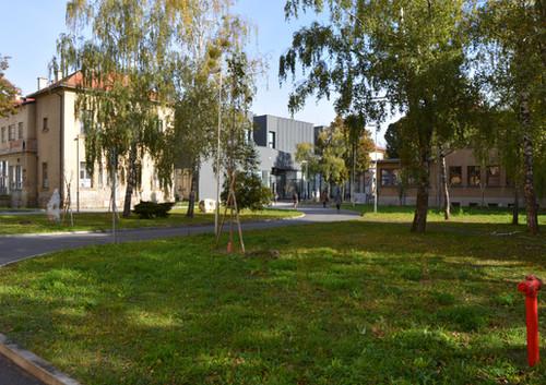 Filozofická fakulta UPJŠ v Košiciach - budova Sokrates