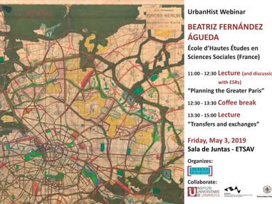 Webinar at IUU-UVa