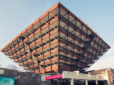 SLOVAK RADIO BUILDING – UNIQUE ARCHITECTURAL AND TECHNICAL SIGHT IN BRATISLAVA