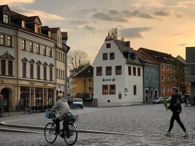 First Weeks in Weimar