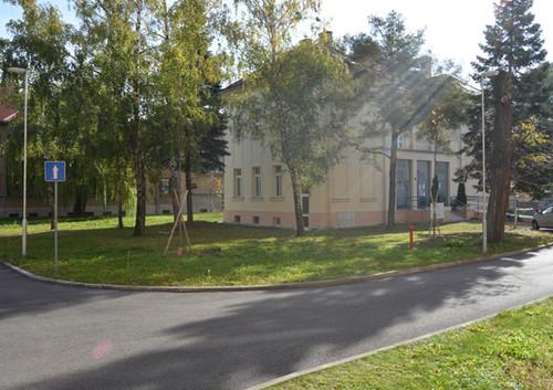 Areál Filozofickej fakulty UPJŠ v Košiciach